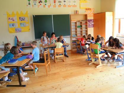Unsere neue Klasse