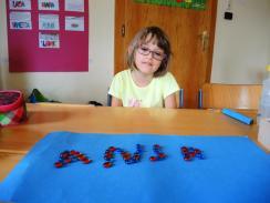 Anja hat ihren Namen gelegt