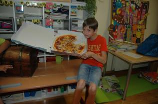 Mhhh Pizza !!