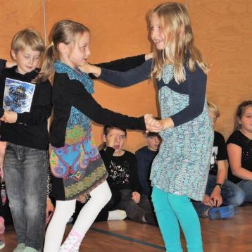 Tanzkurs mit Mandy