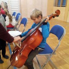 Geigenworkshop